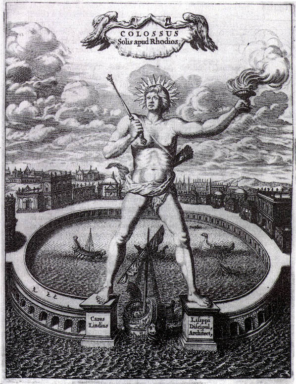 Essay About Colossus Of Rhodes